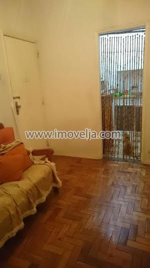Imóvel de quarto e sala na Rua General Roca, Tijuca, Rio de Janeiro, RJ - 000351 - 4