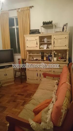 Imóvel de quarto e sala na Rua General Roca, Tijuca, Rio de Janeiro, RJ - 000351 - 1
