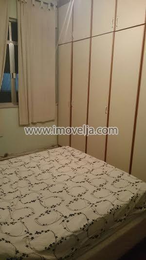 Imóvel de quarto e sala na Rua General Roca, Tijuca, Rio de Janeiro, RJ - 000351 - 5