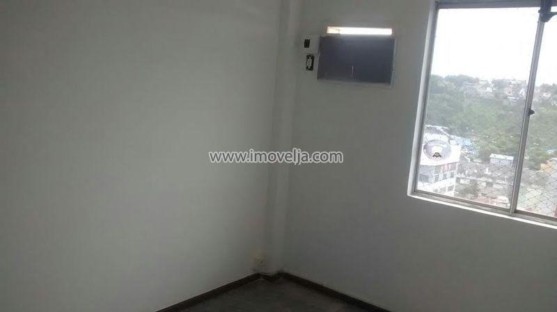 Cobertura duplex, 2 quartos, terraço, 1 vaga , 24 de Maio, Engenho Novo, Rio de Janeiro, RJ - 000365 - 12
