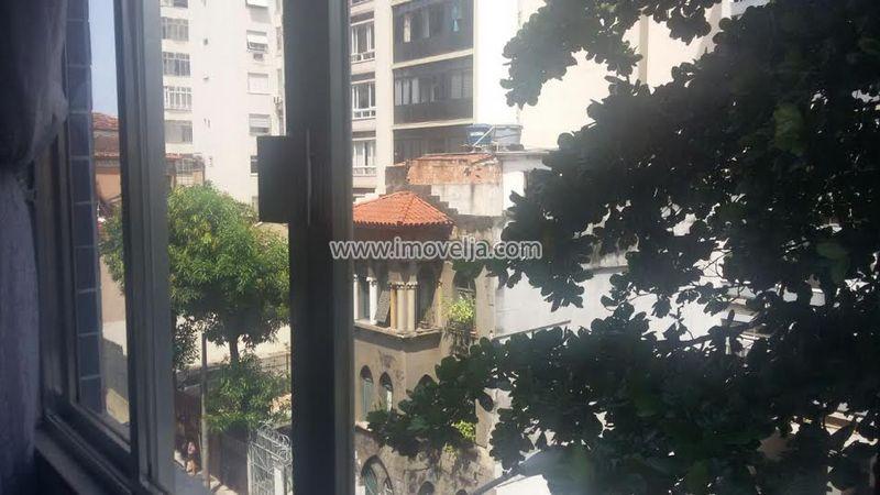 Imóvel, conjugado 34 m², Rua Dois de Dezembro, Vista Livre, Flamengo, Rio de Janeiro, RJ - 000367 - 1