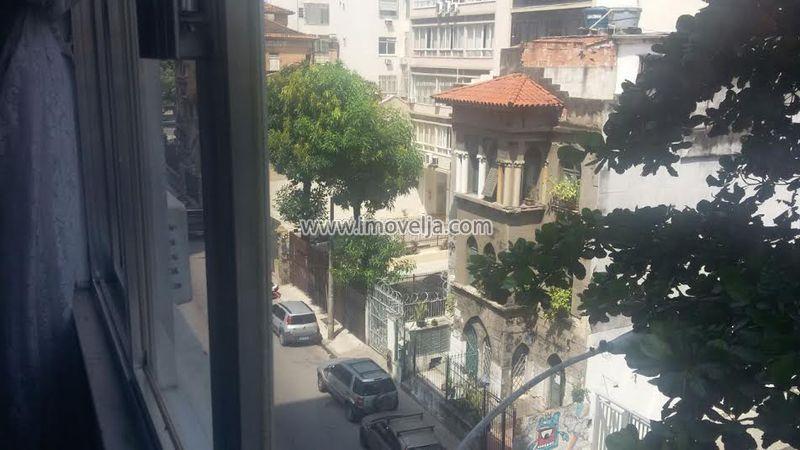 Imóvel, conjugado 34 m², Rua Dois de Dezembro, Vista Livre, Flamengo, Rio de Janeiro, RJ - 000367 - 6