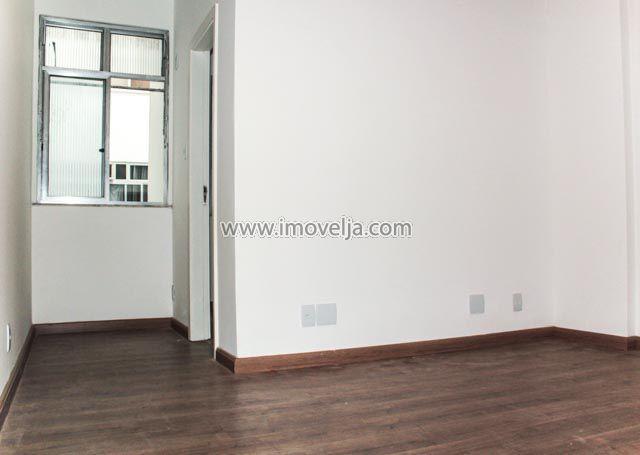 Imóvel, Quarto e sala em Copacabana, Rua Bulhões de Carvalho, Rio de Janeiro, RJ - 000370 - 3