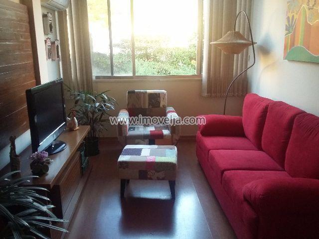 Imóvel, Apartamento 2 quartos na Av. Júlio Furtado, Grajaú, Rio de Janeiro, RJ - 000374 - 2