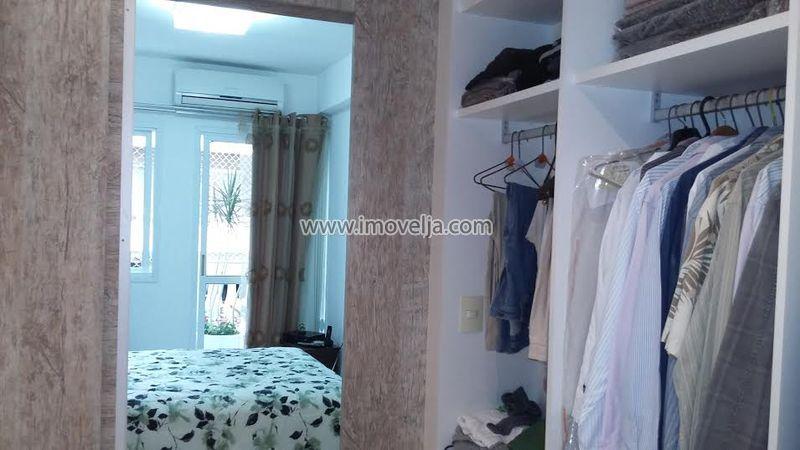Imóvel, Apartamento 3 quartos, 2 suítes, 1 vaga, Rua Desembargador Burle, Humaitá, Rio de Janeiro, RJ - 000387 - 7