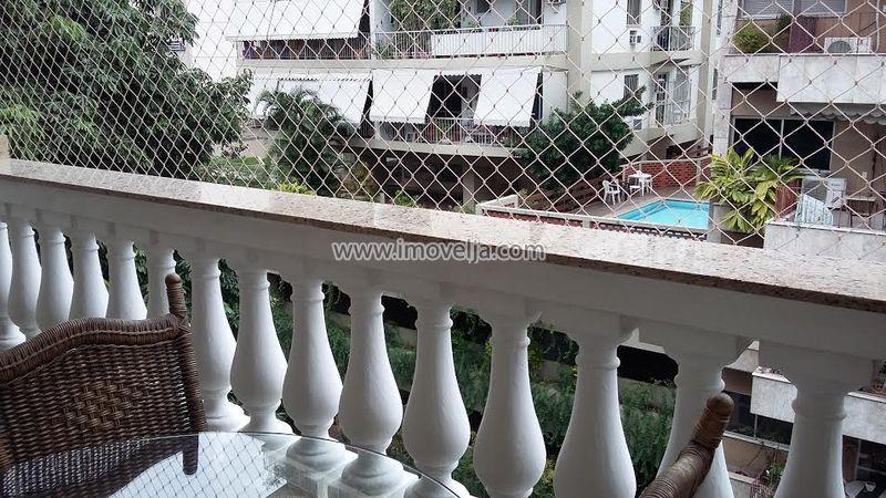 Imóvel, Apartamento 3 quartos, 2 suítes, 1 vaga, Rua Desembargador Burle, Humaitá, Rio de Janeiro, RJ - 000387 - 5