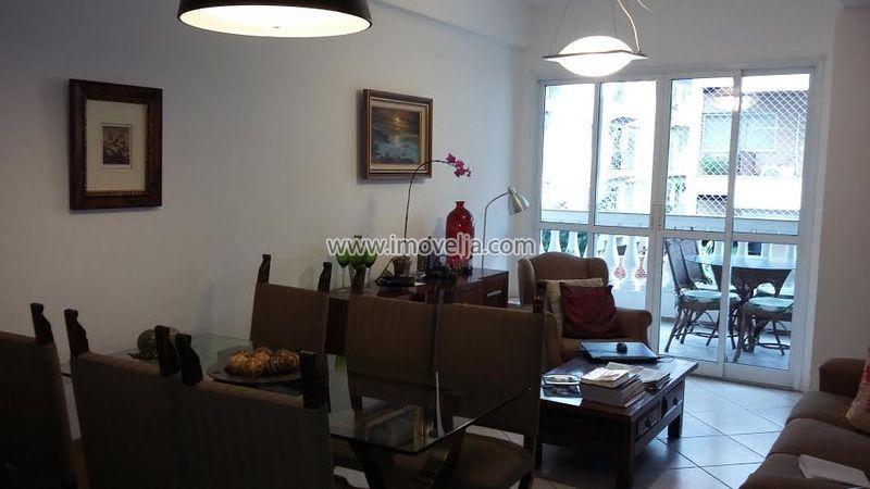 Imóvel, Apartamento 3 quartos, 2 suítes, 1 vaga, Rua Desembargador Burle, Humaitá, Rio de Janeiro, RJ - 000387 - 1