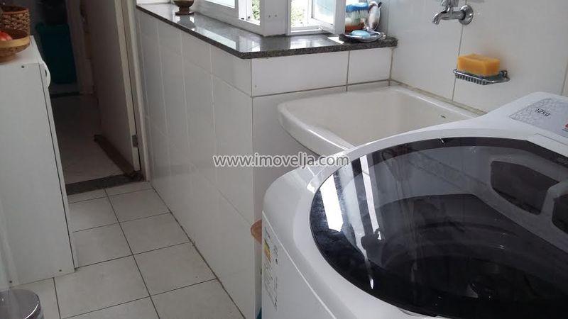 Imóvel, Apartamento 3 quartos, 2 suítes, 1 vaga, Rua Desembargador Burle, Humaitá, Rio de Janeiro, RJ - 000387 - 15