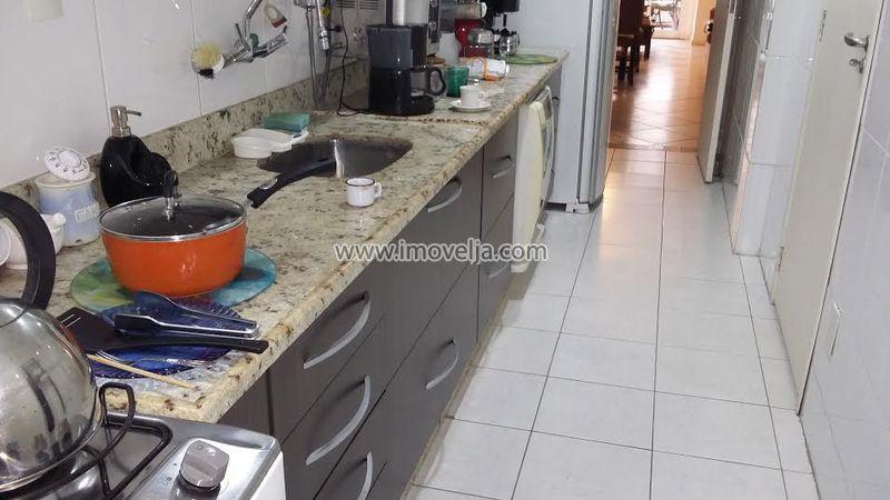 Imóvel, Apartamento 3 quartos, 2 suítes, 1 vaga, Rua Desembargador Burle, Humaitá, Rio de Janeiro, RJ - 000387 - 16