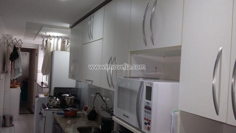 Imóvel, Apartamento 3 quartos, 2 suítes, 1 vaga, Rua Desembargador Burle, Humaitá, Rio de Janeiro, RJ - 000387 - 18