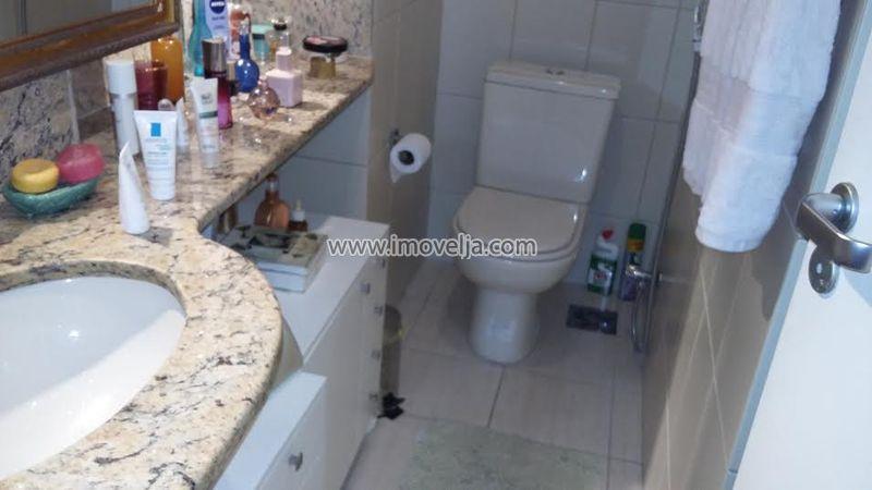 Imóvel, Apartamento 3 quartos, 2 suítes, 1 vaga, Rua Desembargador Burle, Humaitá, Rio de Janeiro, RJ - 000387 - 20