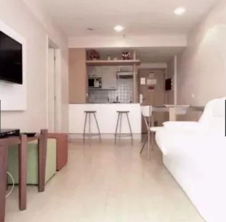 Flat à venda Avenida Rainha Elizabeth da Bélgica,Rio de Janeiro,RJ - R$ 720.000 - CJI1655 - 2